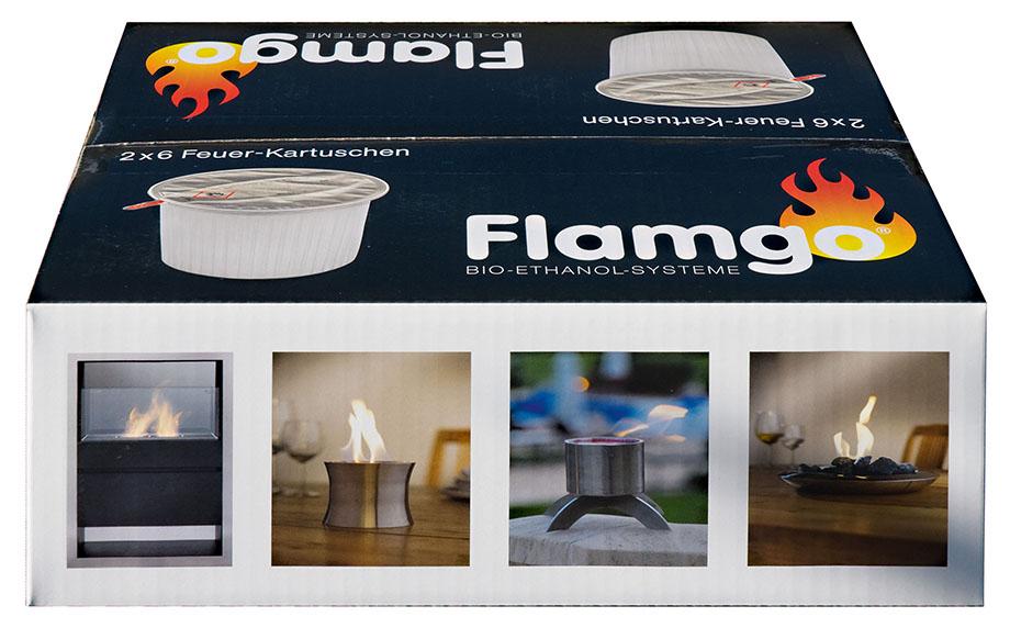 starters shop z ndhilfen f r alle f lle feuerkartuschen f r bio ethanol fen von flamgo 12. Black Bedroom Furniture Sets. Home Design Ideas